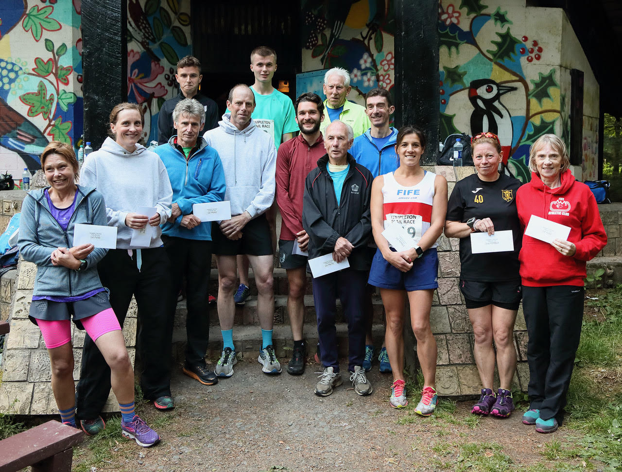 Templeton Trail Race Winners